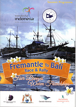 Fremantle to Bali Race091 1